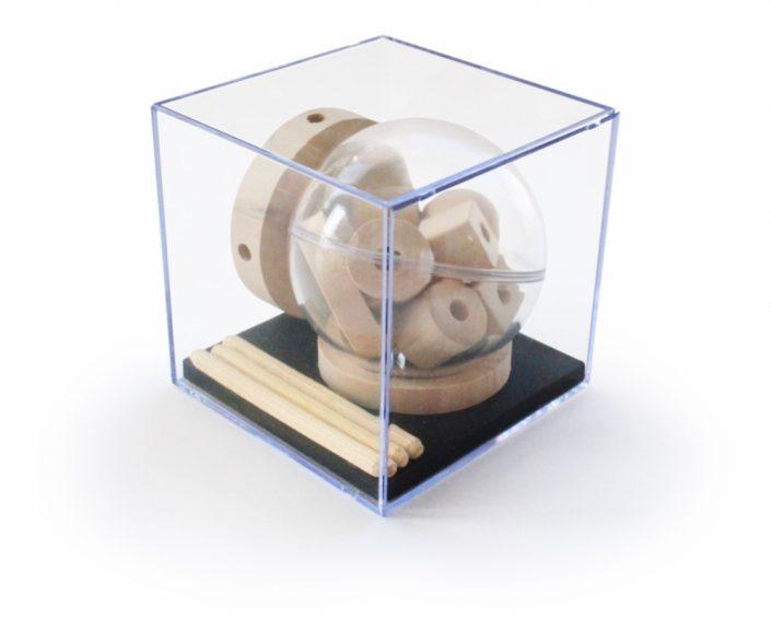 Kit de peças para cada jogador